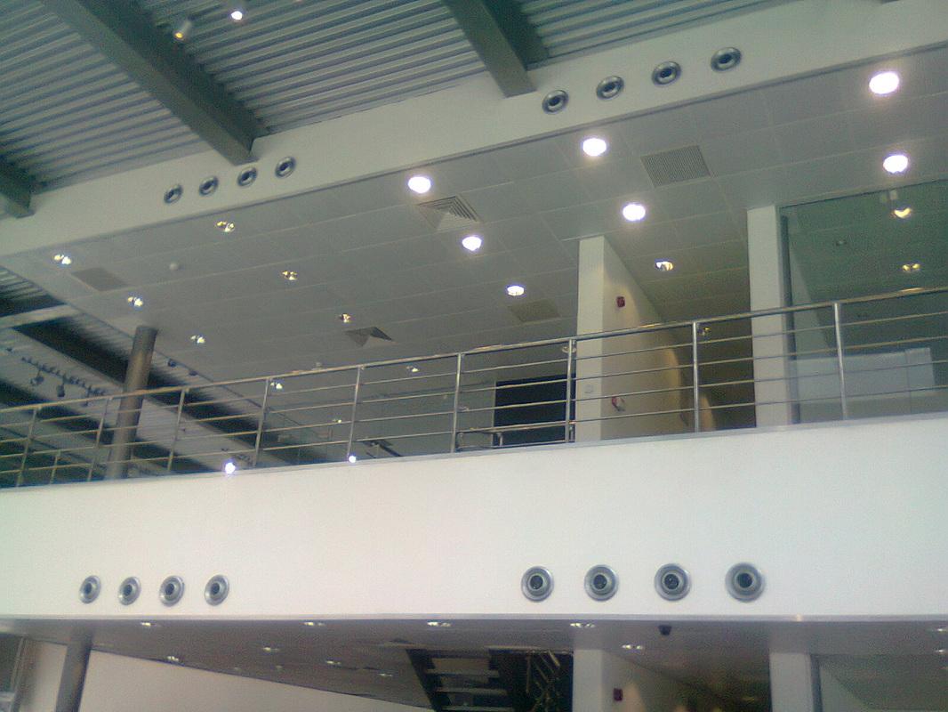 Porsche showroom – YORK – YACSN
